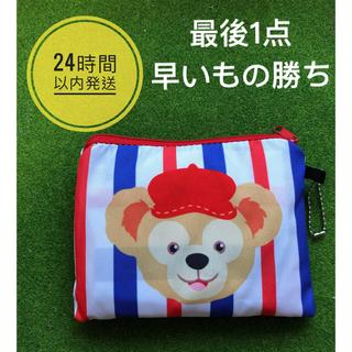 Disney - 【日本未発売】ディズニー ダッフィー エコバック エコ袋 折り畳み袋
