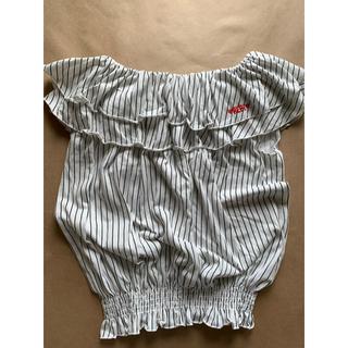 レピピアルマリオ(repipi armario)の[夏物セール対象]repipi armario オフシャルダートップス(Tシャツ(半袖/袖なし))