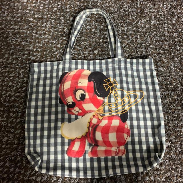 Vivienne Westwood(ヴィヴィアンウエストウッド)のviviennewestwood パピー トートバッグ レディースのバッグ(トートバッグ)の商品写真