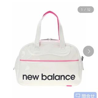 ニューバランス(New Balance)の新品✱New Balance✱エナメルバッグ(ショルダーバッグ)
