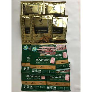 UCC - ホテルニューオータニ博多のコーヒー5袋と沖縄限定職人の珈琲5袋