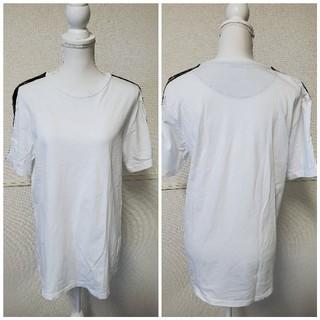 ザラ(ZARA)のmen's ZARA 迷彩Tシャツ Sサイズ(Tシャツ/カットソー(半袖/袖なし))