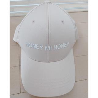 ハニーミーハニー(Honey mi Honey)のハニーミーハニー キャップ(キャップ)
