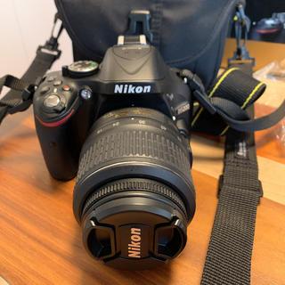 Nikon - Nikon D5200 18-55VR レンズキット BLACK