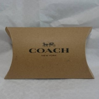 コーチ(COACH)の新品 未使用 コーチ ギフトボックス 箱 ラッピング(ラッピング/包装)