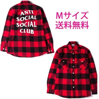 ANTI SOCIAL CLUB No Expectations Flannel