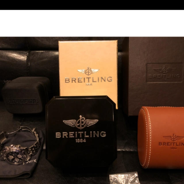 BREITLING(ブライトリング)のブライトリング メンズの時計(腕時計(アナログ))の商品写真