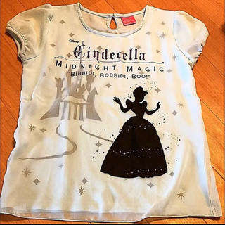 Disney - Disney Princess シンデレラ ♡ チュール Tシャツ¥お値下げ中