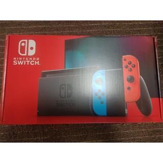 任天堂 - Nintendo Switch 新型ネオン 本体 任天堂 スイッチ ニンテンドー