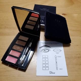 ディオール(Dior)のDior ミニメイクアップパレット(アイシャドウ)
