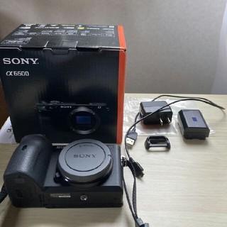 SONY - SONY α6600