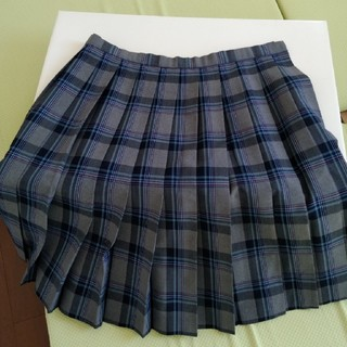 COMME CA DU MODE - 高校 制服 夏スカート チェック