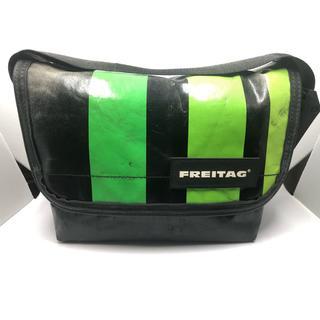 フライターグ(FREITAG)のショルダーバッグ serie G5.1 グリーン ブラック freitag(ショルダーバッグ)