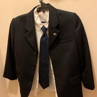 バーバリー(BURBERRY)のバーバリー  スーツ 男の子 七五三 入学式(ドレス/フォーマル)