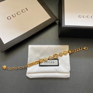 Gucci - GUCCI グッチ ブレスレット 23cm
