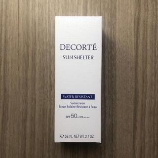 COSME DECORTE - 【新品】コスメデコルテ サンシェルターマルチプロテクション 60g