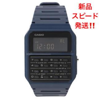カシオ(CASIO)の【新品】CASIO カシオ データバンク ca53wf チープカシオ 腕時計(腕時計(デジタル))