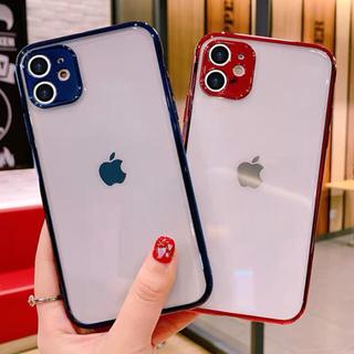 アイフォーン(iPhone)のキラキラ⭐iPhone11 11pro ケース クリアケース オシャレ(iPhoneケース)