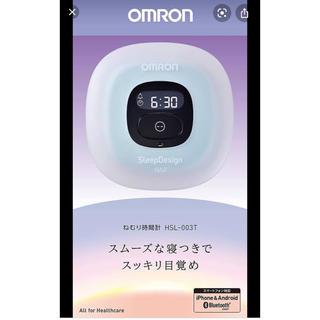 OMRON - OMRONねむり時間計