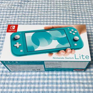 Nintendo Switch - 新品 ニンテンドー スイッチ ライト 本体 Switch Lite ターコイズ