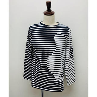 メゾンキツネ(MAISON KITSUNE')のMAISON KITSUNE  (Tシャツ/カットソー(七分/長袖))