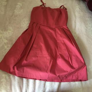 Rirandture - リランドチュール   ワンピース リボン ドレス 2 ピンク 赤