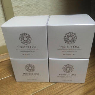 パーフェクトワン(PERFECT ONE)のイニスフリー パーフェクトワン モイスチャージェル 75g 4個セット(オールインワン化粧品)