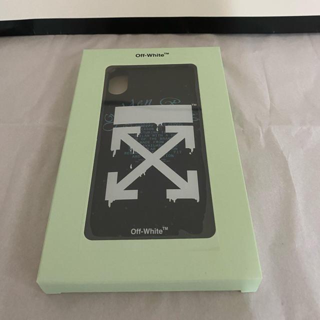 OFF-WHITE(オフホワイト)の⭐️最安値⭐️ off-white  iPhoneケース xr スマホ/家電/カメラのスマホアクセサリー(iPhoneケース)の商品写真