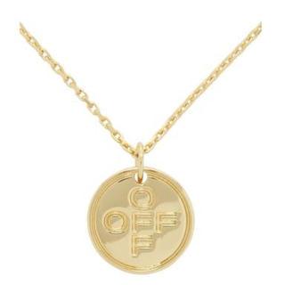オフホワイト(OFF-WHITE)の⭐️最安値⭐️ off-white ネックレス ジーザマ専用(ネックレス)