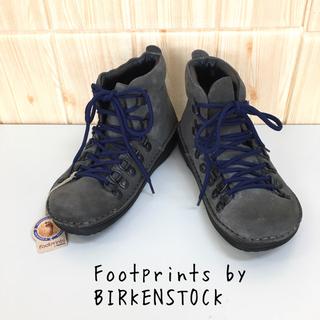 ビルケンシュトック(BIRKENSTOCK)の【Footprints by BIRKENSTOCK 】ショートブーツ(23)(ブーツ)