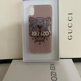 ケンゾー(KENZO)の⭐️最安値⭐️KENZO iPhoneケース xr(iPhoneケース)