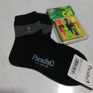 パラディーゾ(Paradiso)の⛳ParadisO靴下(ウェア)