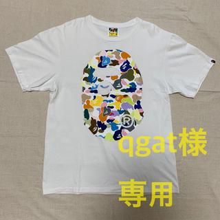 アベイシングエイプ(A BATHING APE)のエイプ Tシャツ(Tシャツ/カットソー(半袖/袖なし))
