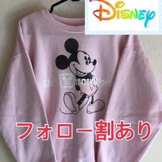Disney - ディズニー ミッキー アメカジ 90s   スウェット トレーナー トップス