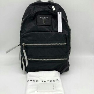 MARC BY MARC JACOBS - マークジェイコブス ナイロンバイカーバックパック リュック ブラック 黒