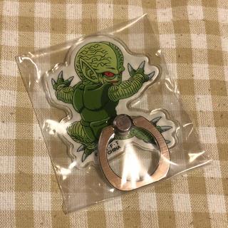 ドラゴンボール - 【未使用】ドラゴンボール 一番くじ F賞 サイバイマン スマホリング