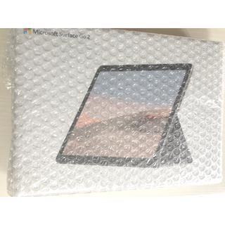 マイクロソフト(Microsoft)のMicrosoft ノートパソコン Surface Go 2 Office付き(ノートPC)
