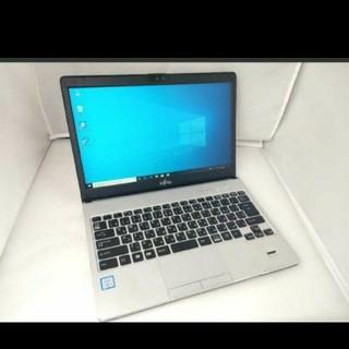 フジツウ(富士通)の富士通 S936/M/i5 6300U+新品SSD256G+8G(ノートPC)