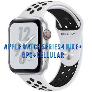 アップルウォッチ(Apple Watch)のApple Watch series4 Nike+ GPS+cellular(腕時計(デジタル))