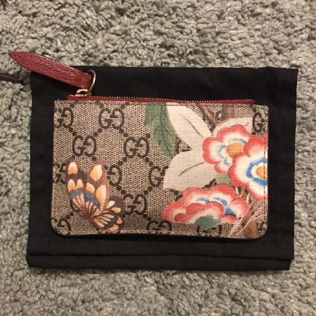 Gucci(グッチ)の【さーきちママ様専用】 コインケース ティアン カードケース メンズのファッション小物(コインケース/小銭入れ)の商品写真