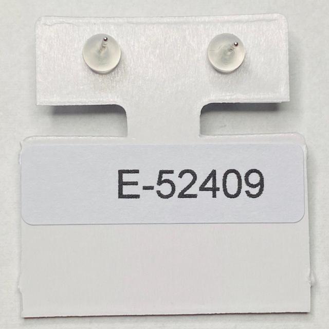 CE-52409 PT900 ピアス ロータスガーネット AANI アニ レディースのアクセサリー(ピアス)の商品写真
