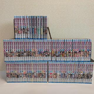ワンピース全96巻 + 関連本8冊  計104冊