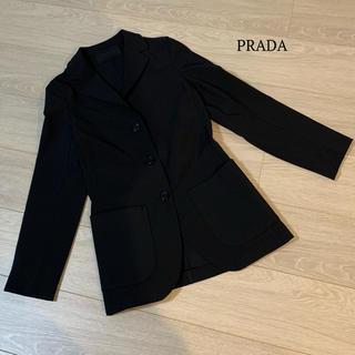 PRADA - PRADA プラダ テーラードジャケット
