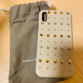 アーバンボビー(URBANBOBBY)のアーバンボビーiPhoneXSケース(iPhoneケース)