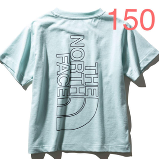 THE NORTH FACE - ザノースフェイス       ビッグルートティー    コスタルグリーン 150