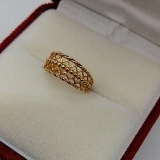 K18  リング 指輪