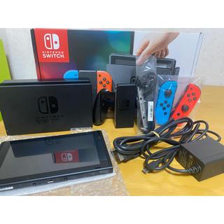 Nintendo Switch - 【中古】Nintendo Switch本体