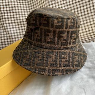 FENDI - 人気品 フェンディ fendi  帽子  ハット