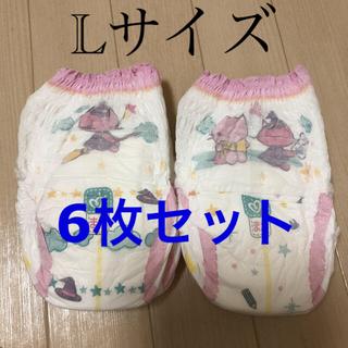 ピーアンドジー(P&G)のパンパース  おねえさん気分パンツL(ベビー紙おむつ)
