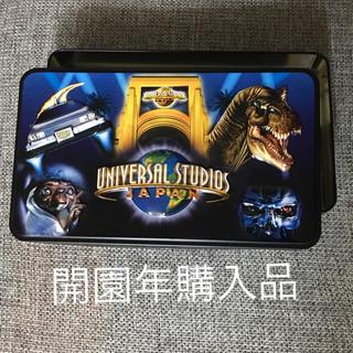 ユニバーサルスタジオジャパン(USJ)のスター・ウォーズ 小物入れ 缶ケース(SF/ファンタジー/ホラー)